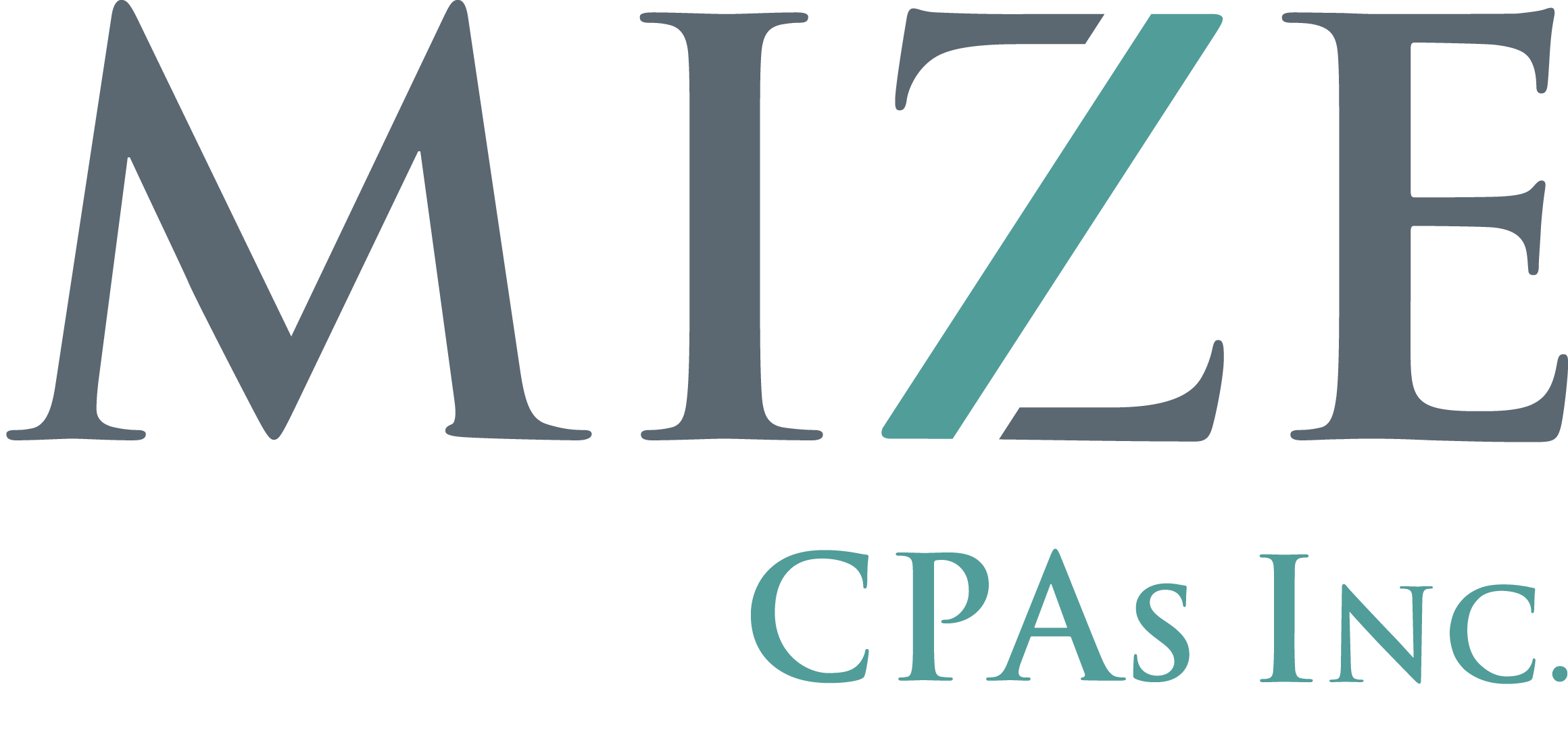 Mize CPAs Inc. Logo